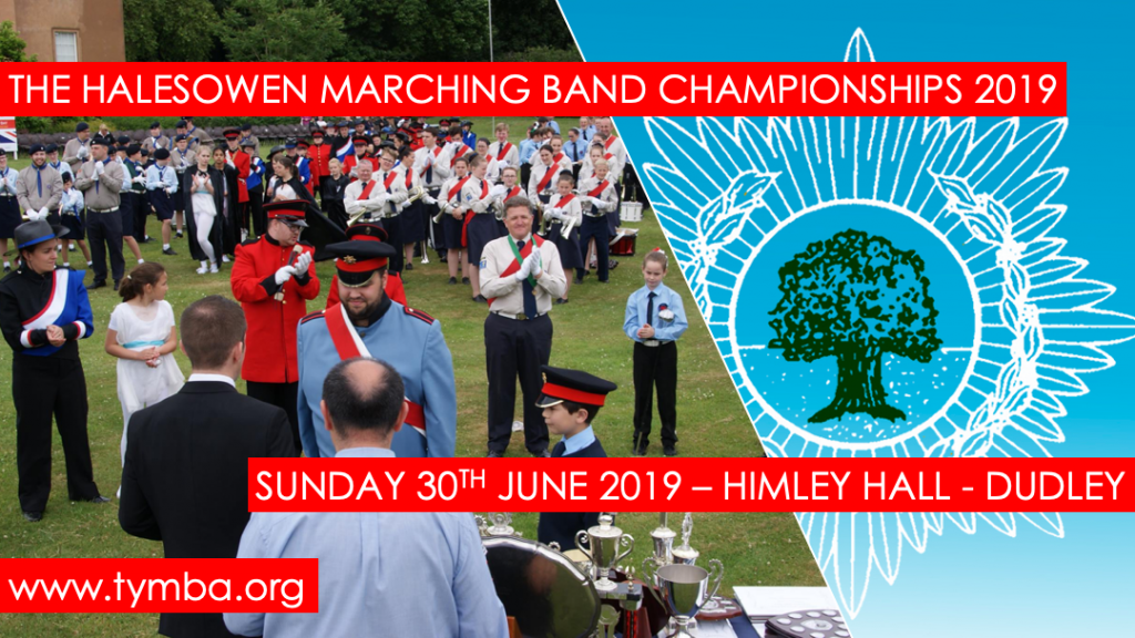 Halesowen Marching Band Championships 2019 @ Himley Hall